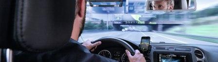 Новая навигационная система с дополненной реальностью от Pioneer.