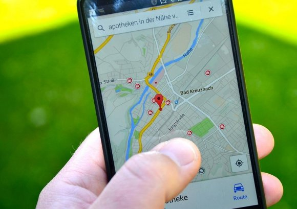 Бесплатная навигация для смартфонов от компании «Яндекс».